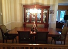 Dining Room Table and Chest