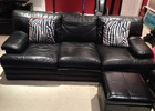 Leather Couch (SOLD)