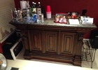 Marble Top Bar (SOLD)